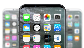 This is what the bezel-less iPhone 8 may look like, in both black and white
