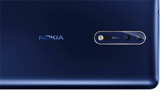 Nokia 8 leaks out with a dual Zeiss camera on deck