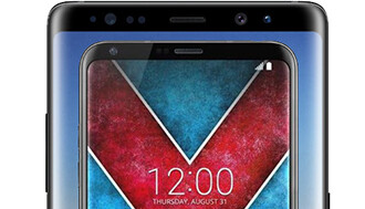 Galaxy Note 8 vs LG V30: A preliminary heavyweight title match