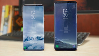This could be the Samsung Galaxy S9