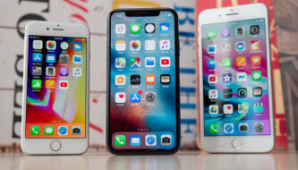 The best iPhone of 2017: X vs 8 vs 8 Plus