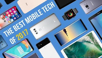 PhoneArena Awards 2017: the best phones and gadgets!