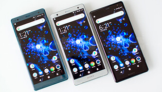 Sony Xperia XZ2 impressions: Gone with the old, in with the new