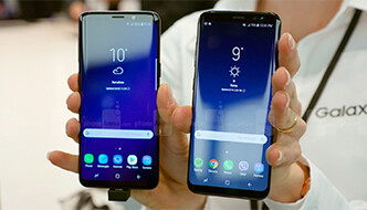 Is it worth to upgrade to the Galaxy S9 if you have an S8?