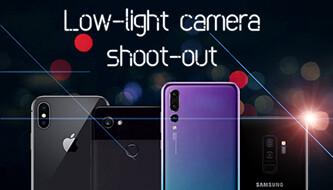 Huawei P20 Pro vs Pixel 2 XL, Galaxy S9+, iPhone X: low-light camera battle