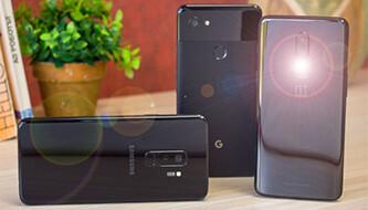 Lights out: OnePlus 6 vs Galaxy S9+ vs Pixel 2 XL low-light comparison