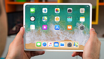 Apple, take your cues: Here's a bezel-less iPad concept