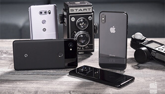 Shutterbugs: The exceptional camera phones of 2018