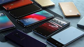 Galaxy S10 vs iPhone XS Plus vs LG V40 vs Pixel 3 XL preview