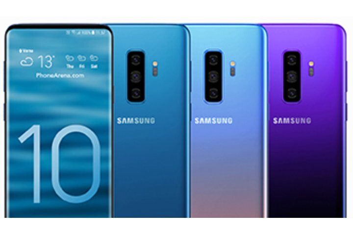 Samsung Galaxy S10 envisioned in new RENDERS: Here's what it might look like