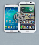Galaxy S4 vs Optimus G Pro