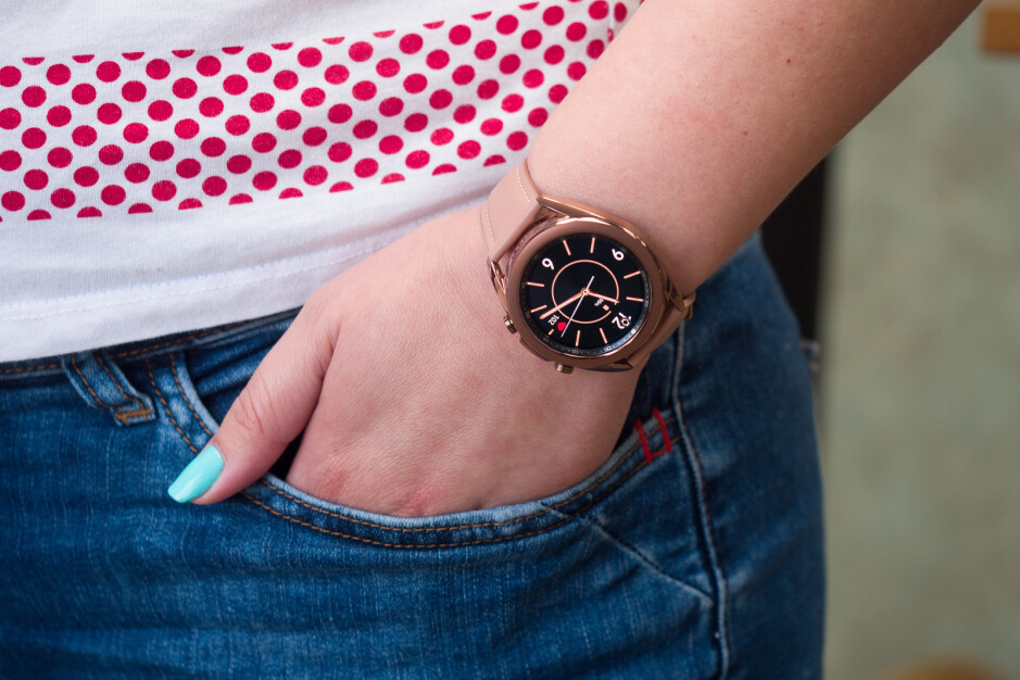 The Galaxy Watch 3