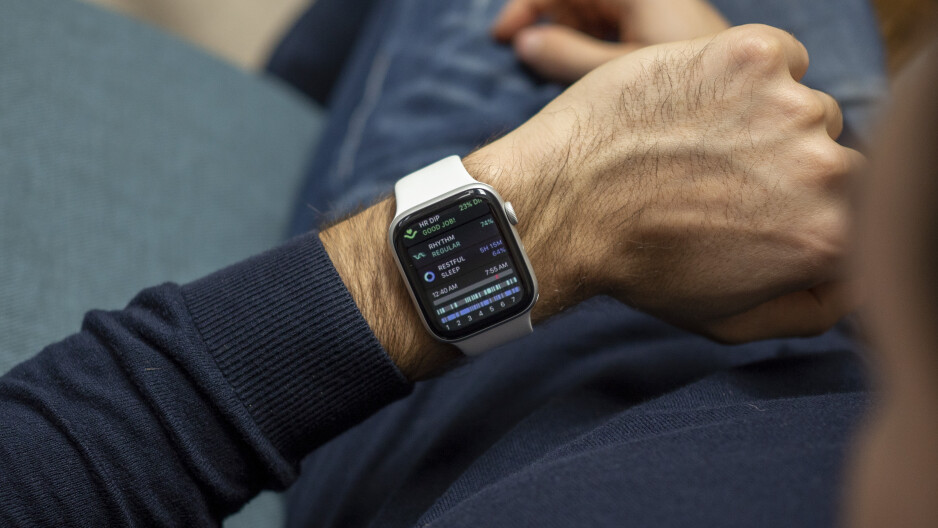 Apple had allegedly been testing sleep tracking on the watch since late 2018, in special facilities near its Cupertino HQ