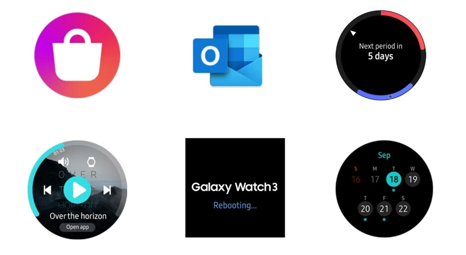 Some of the new software changes coming to the Galaxy Watch 3