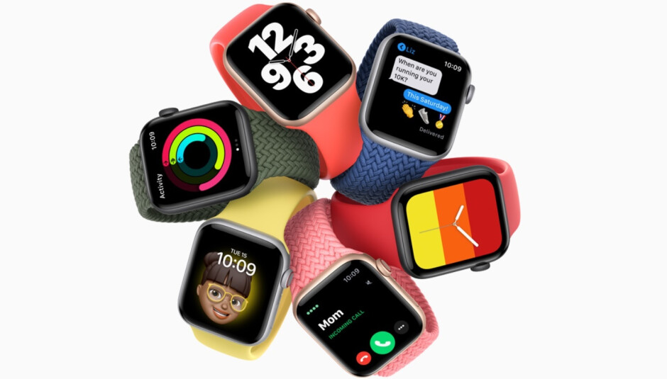 The new Apple Watch 6 will come with plenty new Watch Faces, including the Memoji one seen here