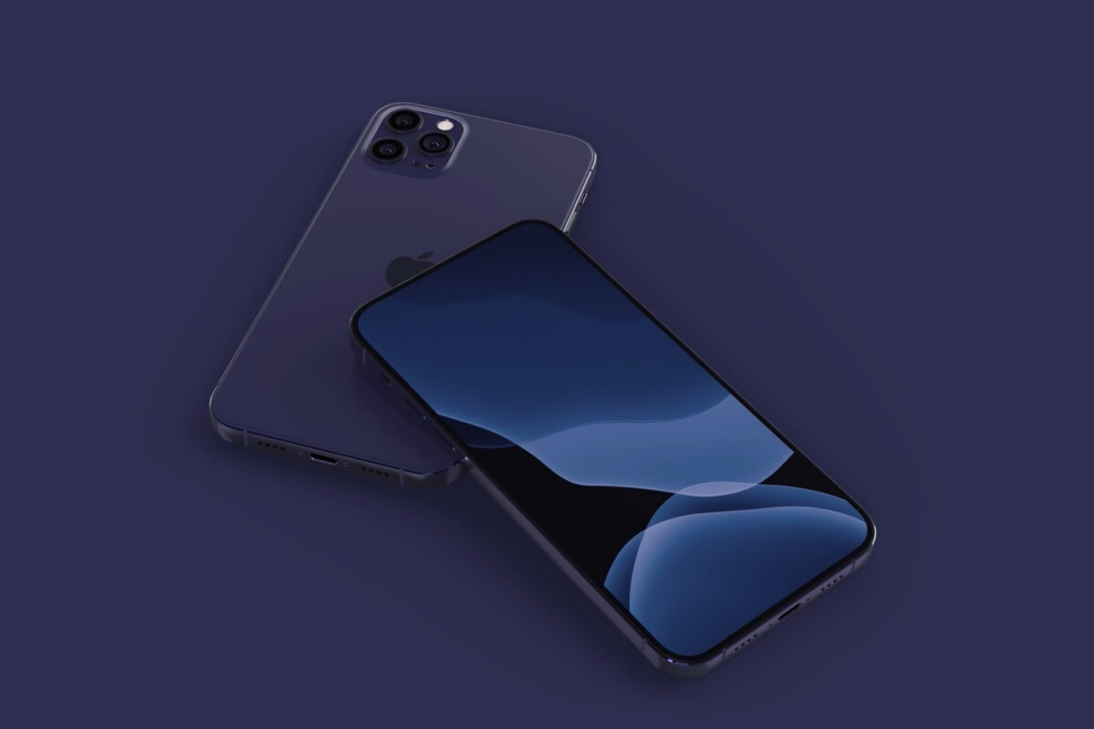 iPhone 12 Pro Navy Blue render - iPhone 12 launch date, worth, options and information
