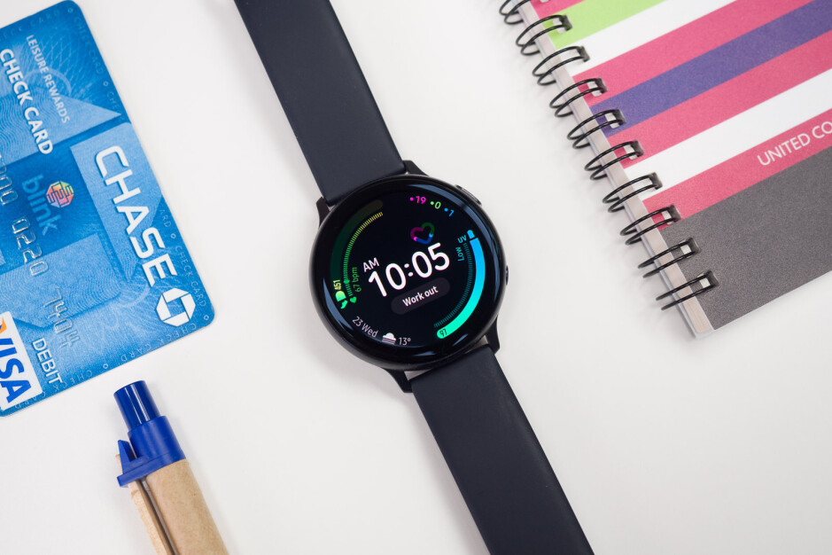 The Galaxy Watch Active 2