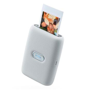 Fujifilm Instax Mini Link Printer - Ash White / Dusky Pink / Beige Gold / Dark Denim