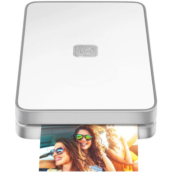 Lifeprint Hyperphoto - Photo, Video & GIF Instant Printer with Video Embed Technology