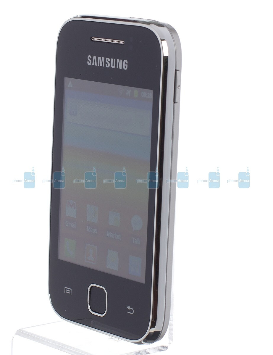 Samsung Galaxy Y 360-Degrees View - PhoneArena