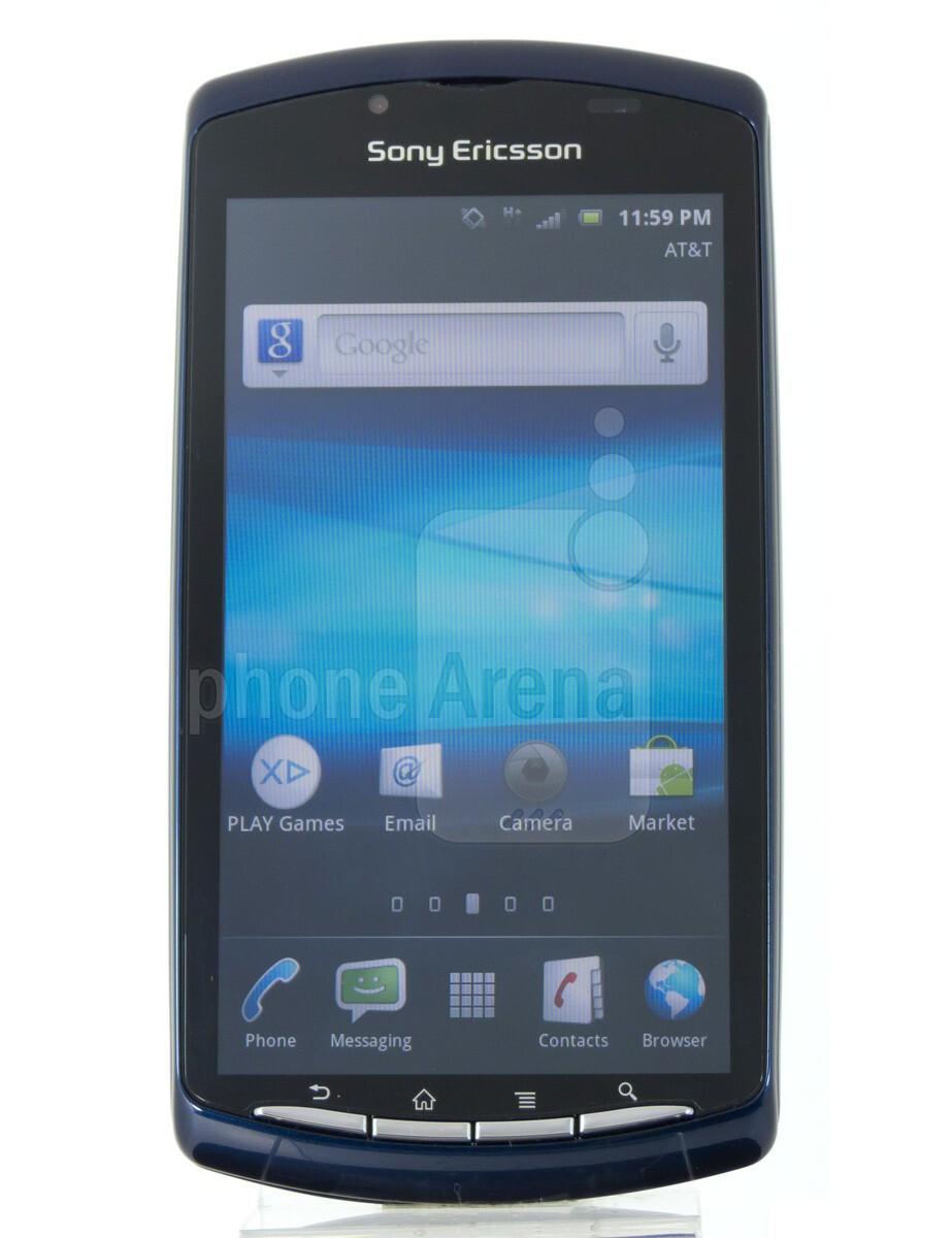 Sony Ericsson Xperia PLAY 4G 360-Degrees View