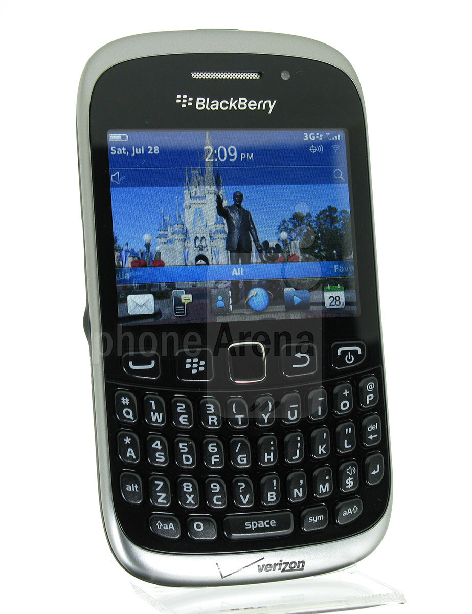 Blackberry curve 9300 data recovery