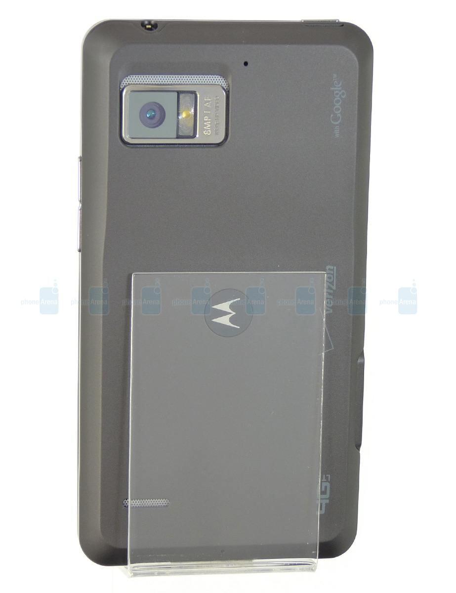 Verizon Motorola Droid Bionic Review