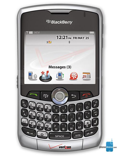 Blackberry Curve 8330 Specs