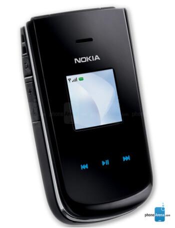 Nokia 2505 vs Nokia 3710 fold