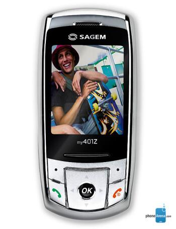 Sagem my401Z