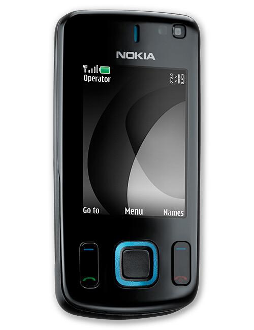 Nokia 6600 slide specs