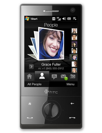 HTC Touch Diamond specs