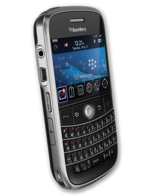 Blackberry bold os