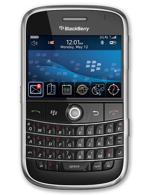 Blackberry Bold 9000 Specs