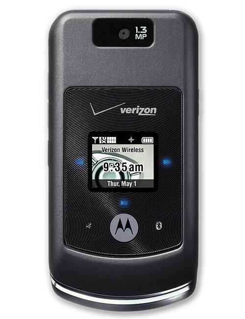 motorola moto w755 photos rh phonearena com Charger for Motorola W755 Motorola Moto W755 Phone Battery