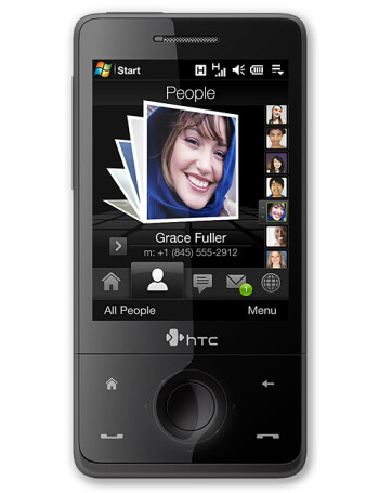 HTC Touch Pro specs