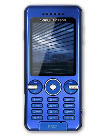 Sony Ericsson S302