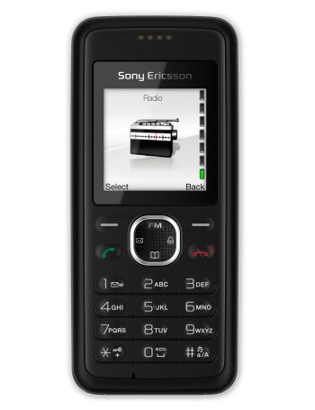 Sony Ericsson J132a