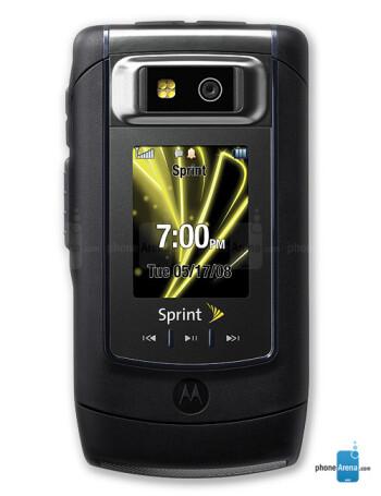 motorola renegade v950 manual user guide rh phonearena com Sprint Motorola Large Keys Motorola Cell Phones