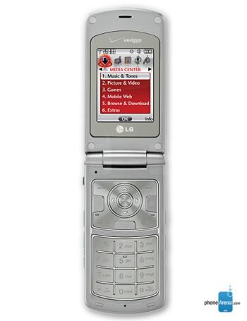 LG Chocolate 3
