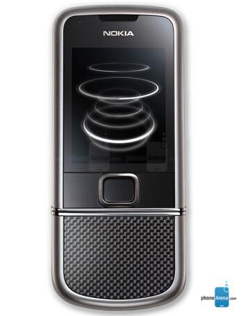 Nokia 8800 Carbon Arte specs