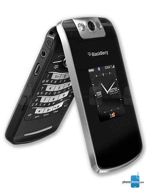 Blackberry Pearl Flip 8220 Specs