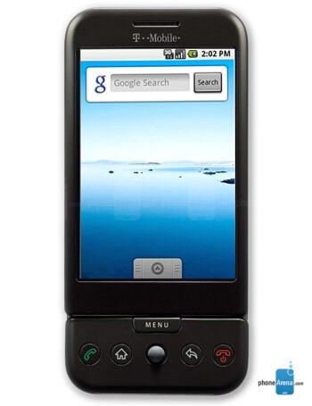 T-Mobile G1 specs