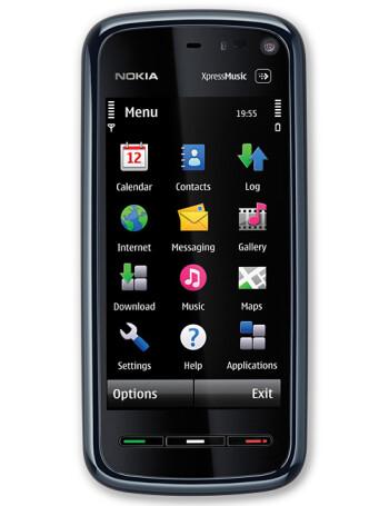 nokia 5800 xpressmusic specs rh phonearena com Nokia Xpressmusic 5233 Nokia 5000