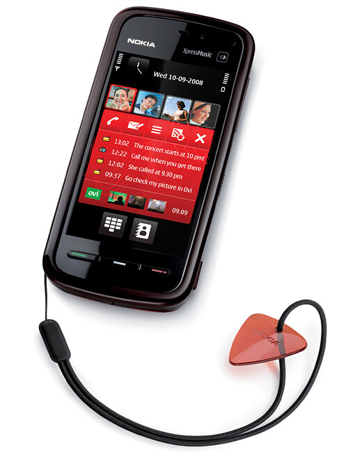 nokia 5800 xpressmusic full specs. Black Bedroom Furniture Sets. Home Design Ideas