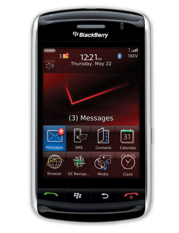 Blackberry Storm 9530 User Guide