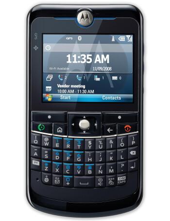 Motorola MOTO Q 11