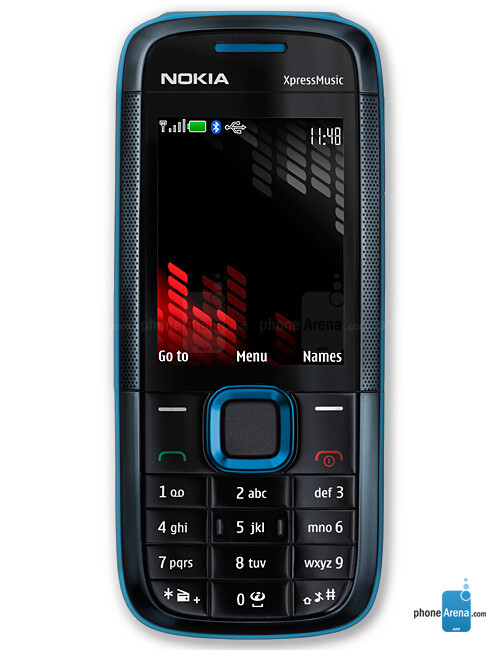 Nokia 5130 XpressMusic: review of the model, specifications