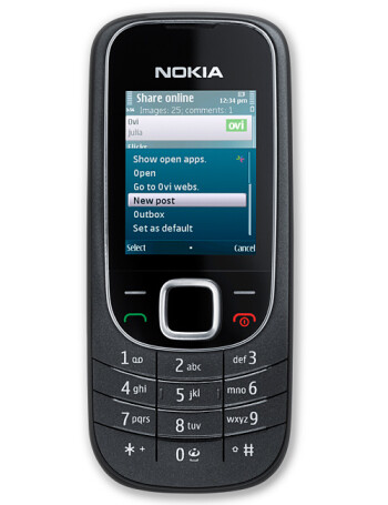Nokia 2323 classic