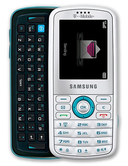 Samsung Gravity Specs
